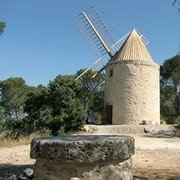 Le Sentier des Moulins d'Alphonse Daudet