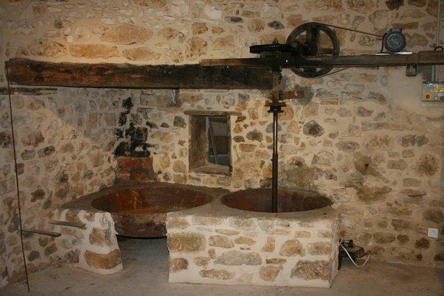 L atelier du Moulin des Fumades
