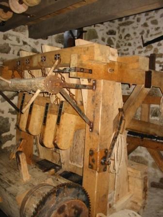 Moulin à chanvre de Chez-Canard