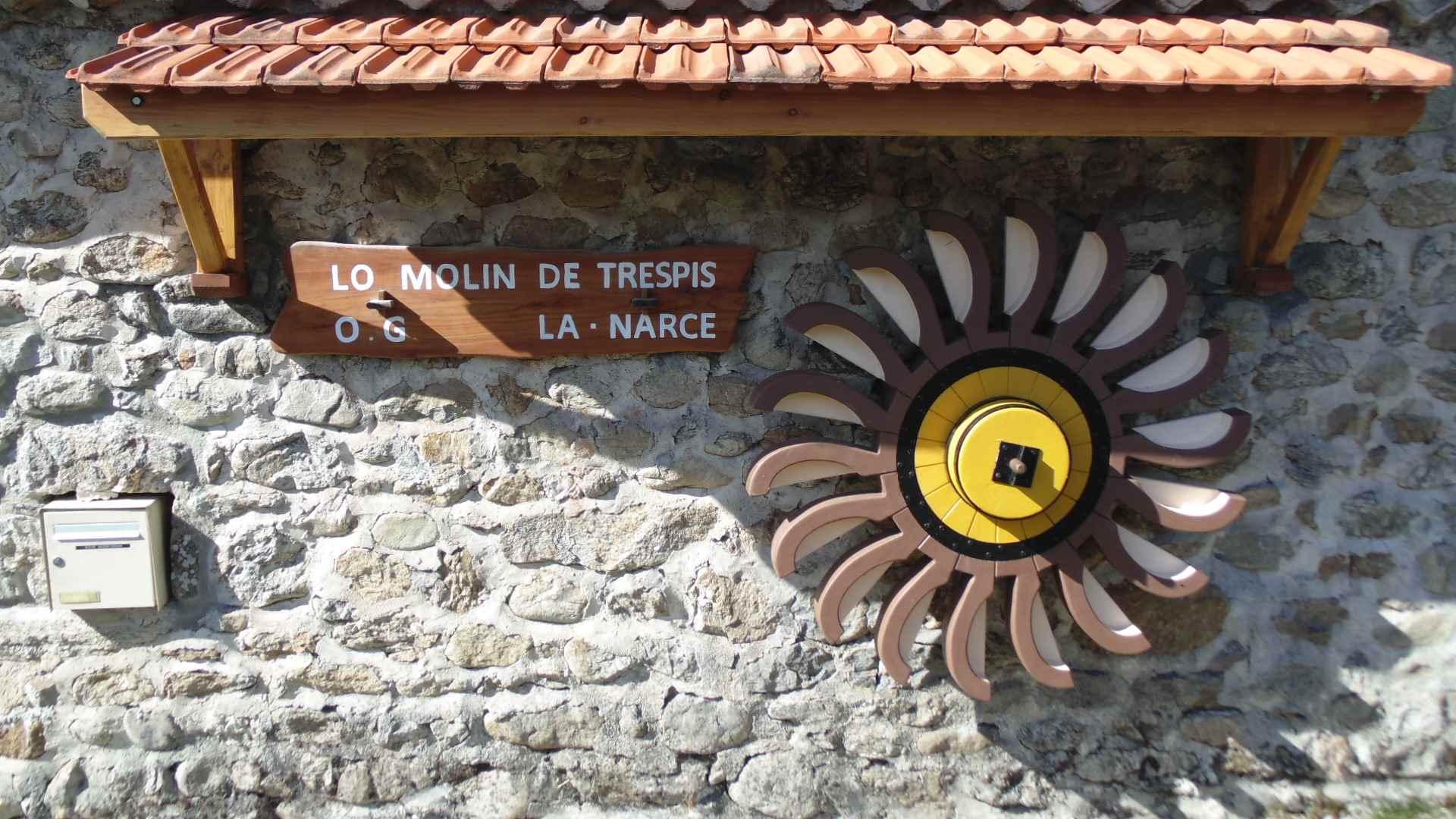 Le Moulin de Trespis