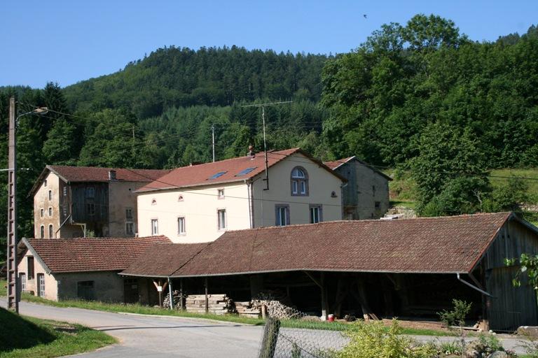 Moulin de Xamontarupt