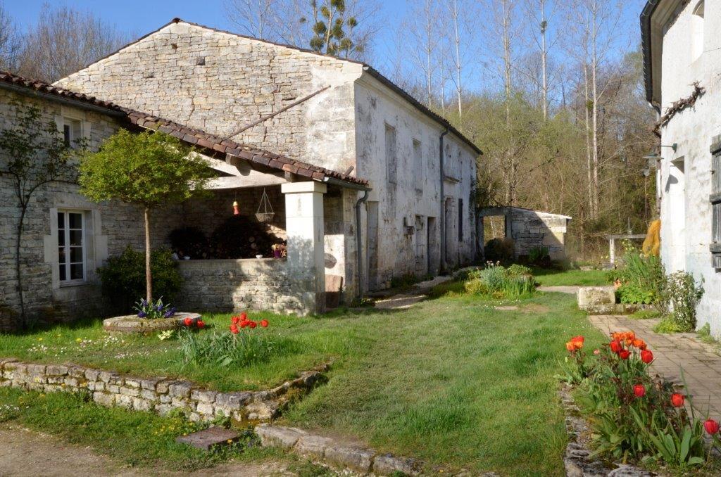 Moulin de Vergnée
