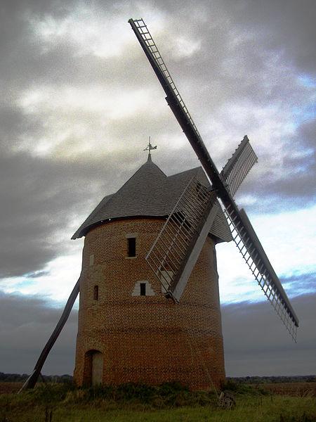 Moulin de Frucourt