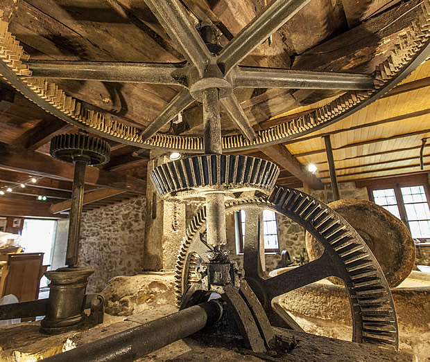 Le Moulin de Chanaz