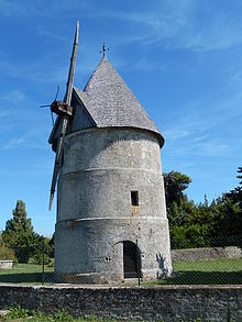 Moulin de La Brée les Bains