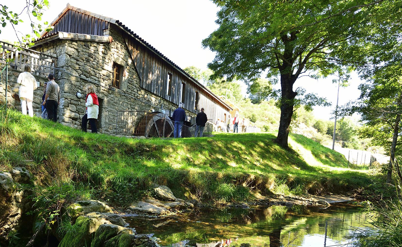 Moulin de Masméjean, Maison des Energies Renouvelables