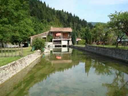 Moulin de l'Espine