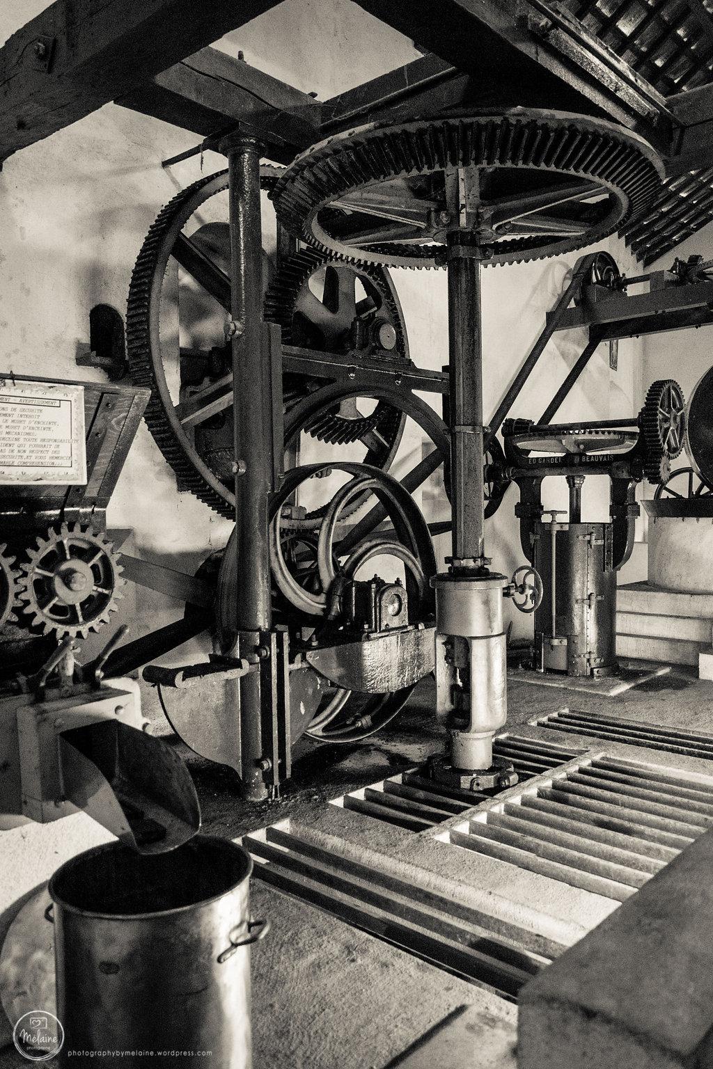 Musée Maurice Dufresne – Moulin de Marnay