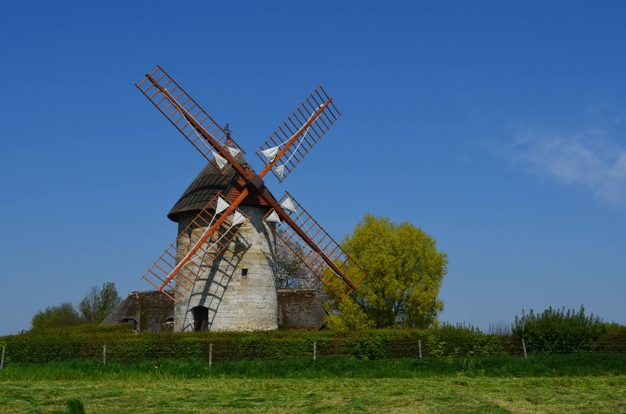 Moulin de pierre
