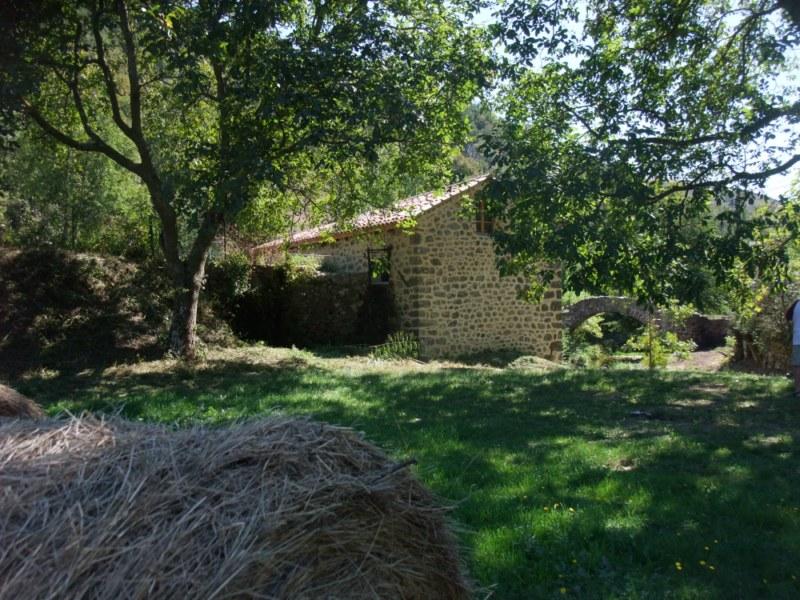 Moulin de Raoul au Mazel – St Joseph des bancs Ardèche