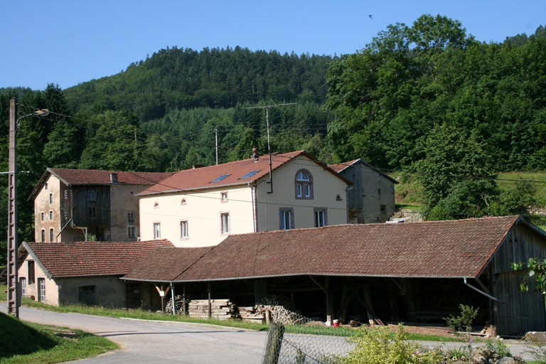 Moulin de Xamontarupt