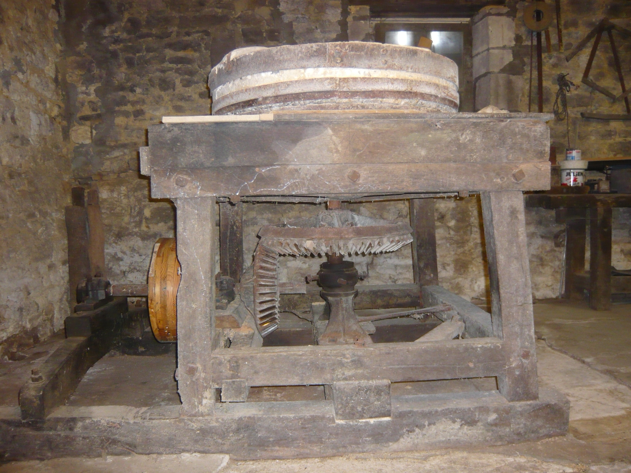 Moulin de ferme de Bercloux