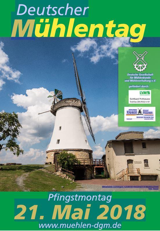Journées des moulins en Allemagne