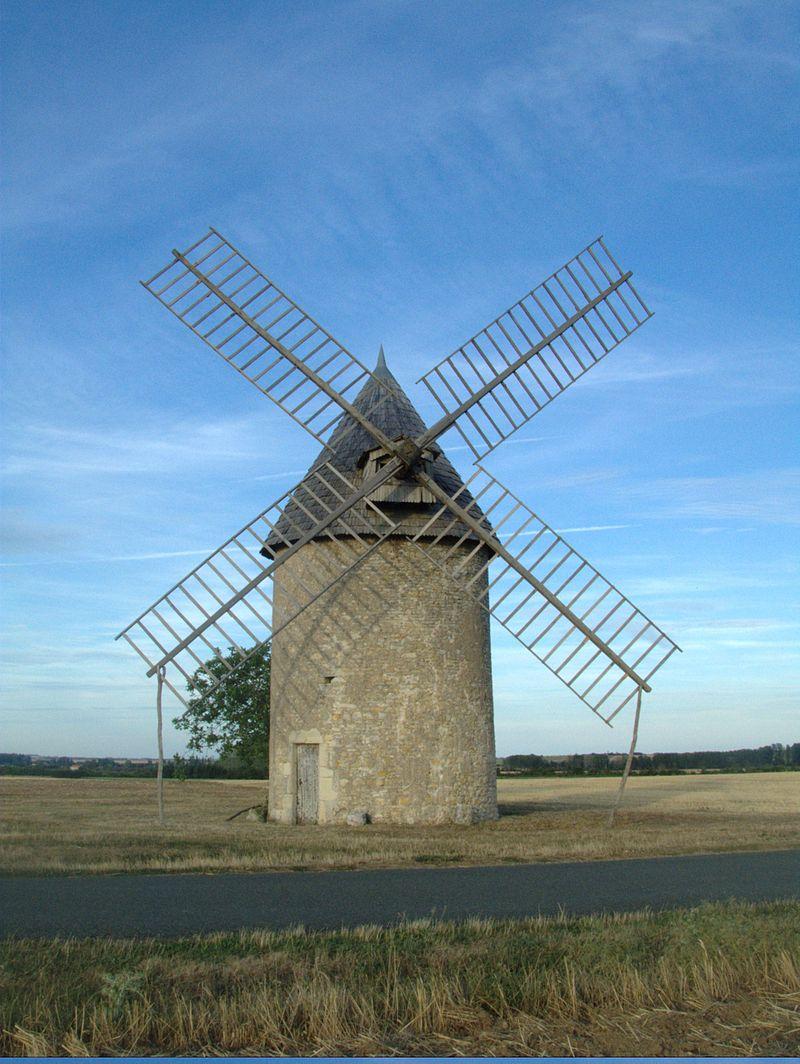 Moulin de Tol