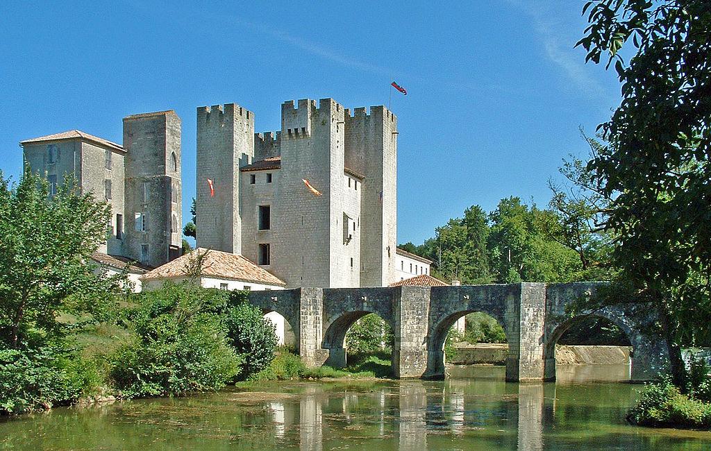 Moulin des Tour ou moulin de Barbaste ou moulin Henri IV