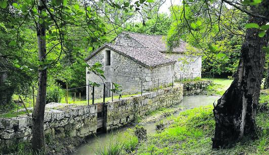 Moulin de Bordes