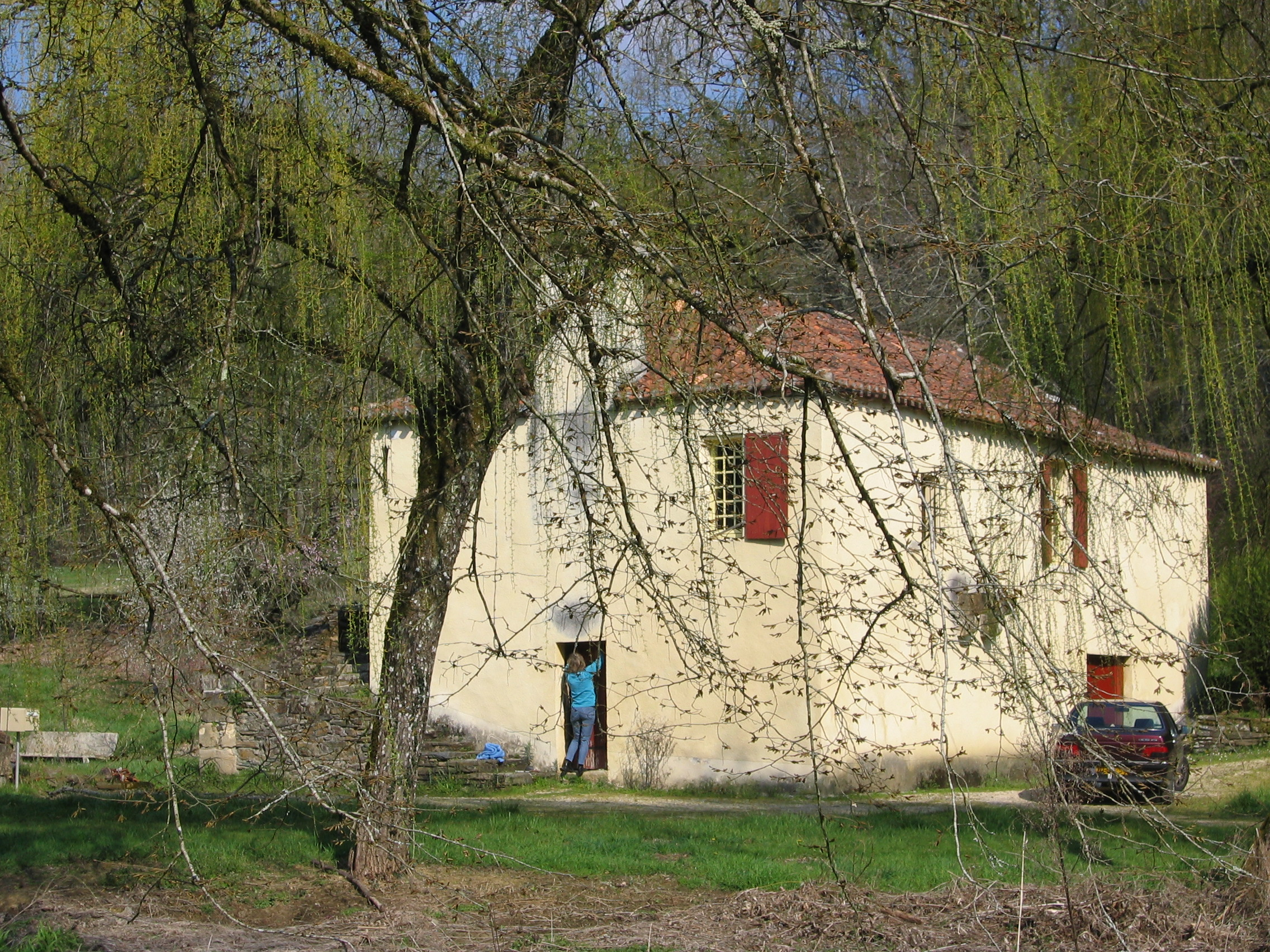 Moulin des Fourches