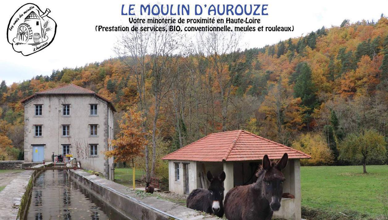 Le Moulin d'Aurouze