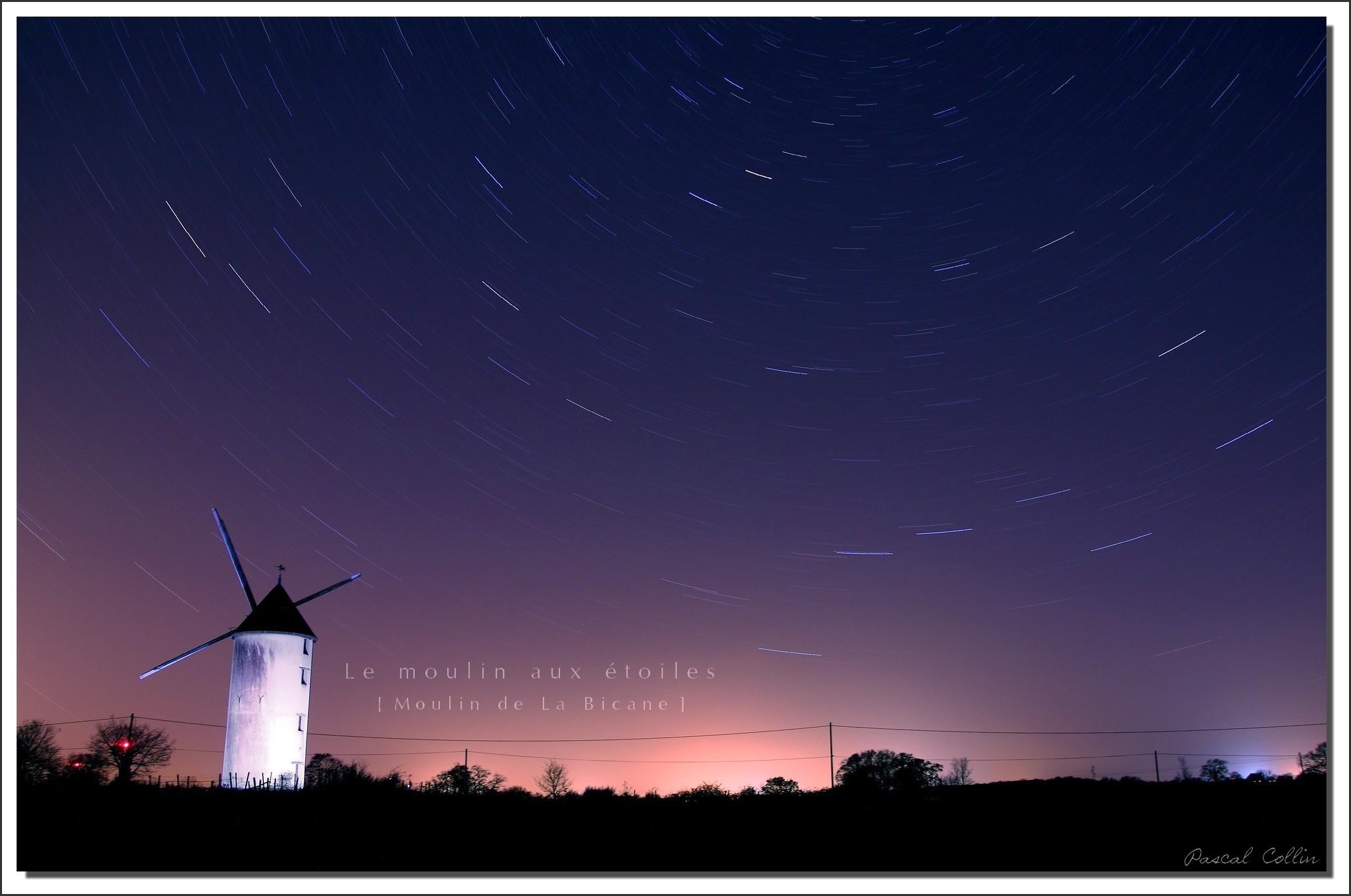 Le moulin de la Bicane
