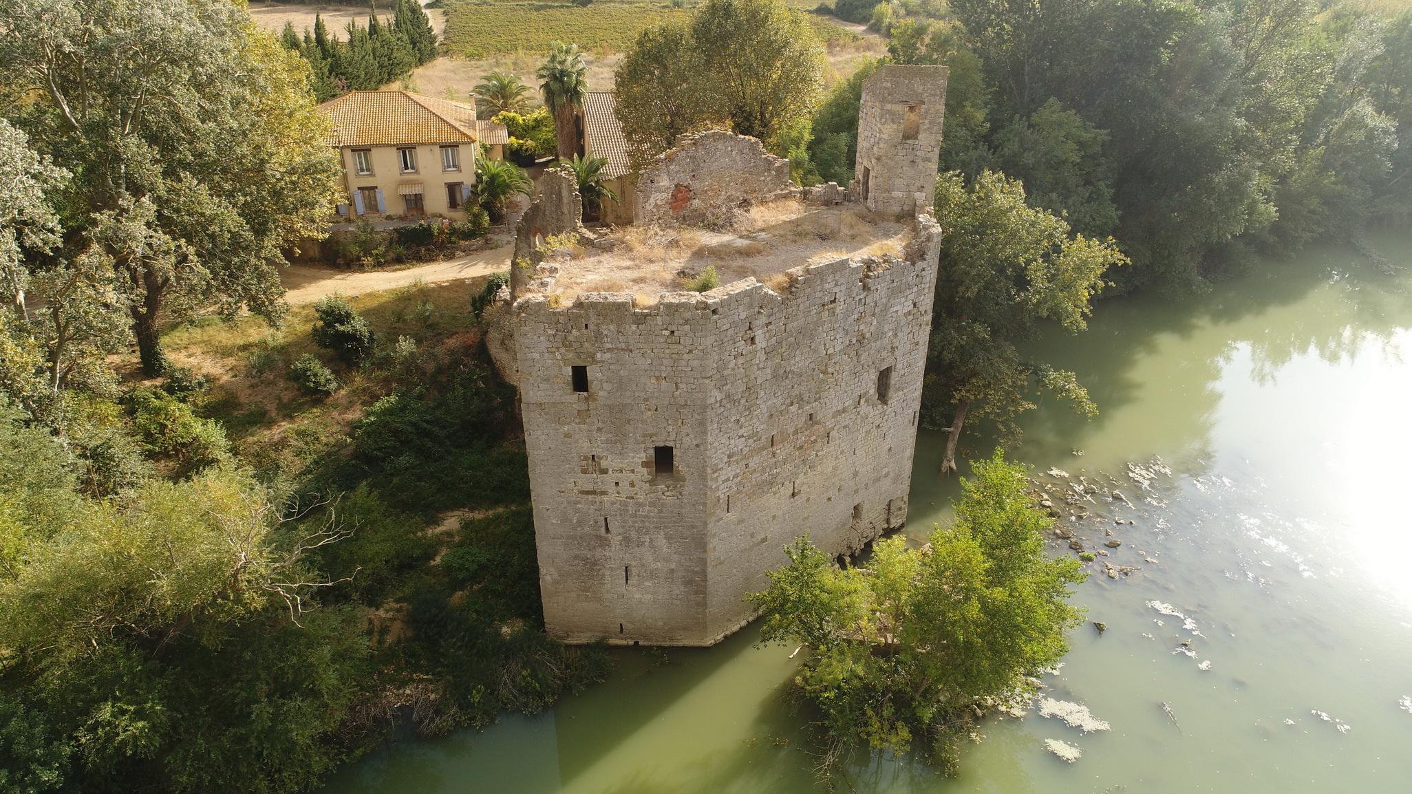 Moulin fortifié de l'archevêque – Canet d'Aude