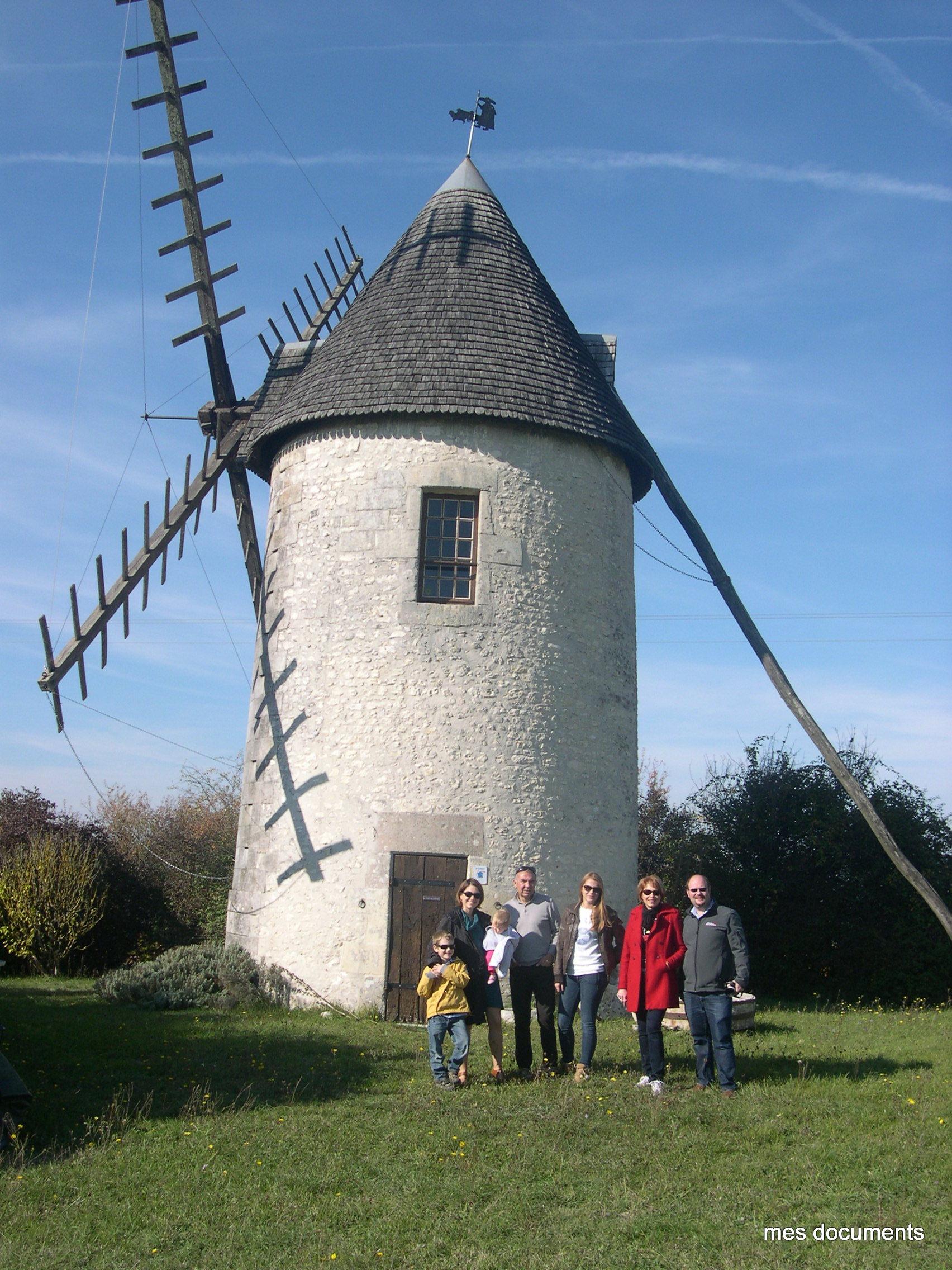 Moulin du Pasquier