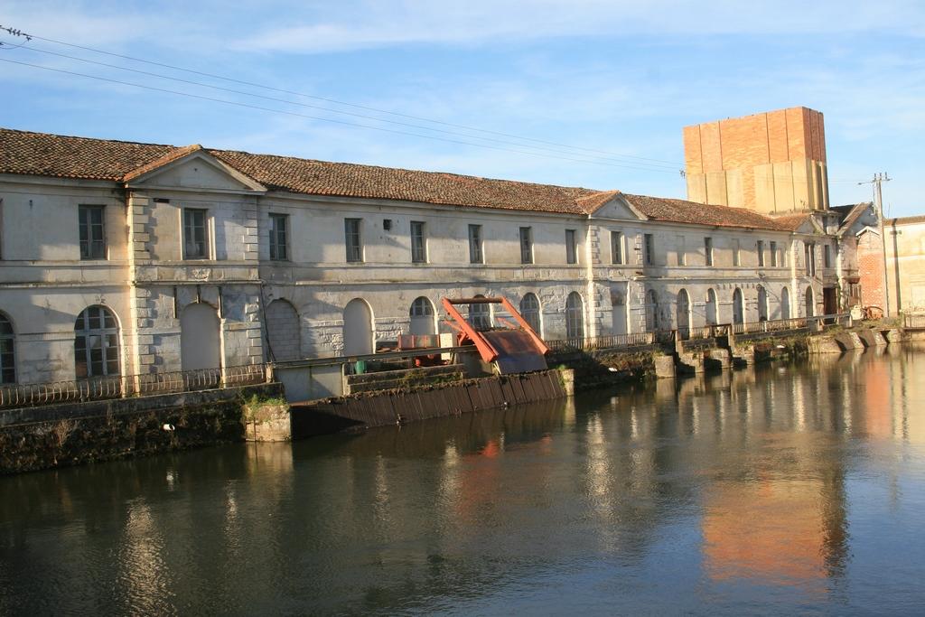 Moulin de SIREUIL