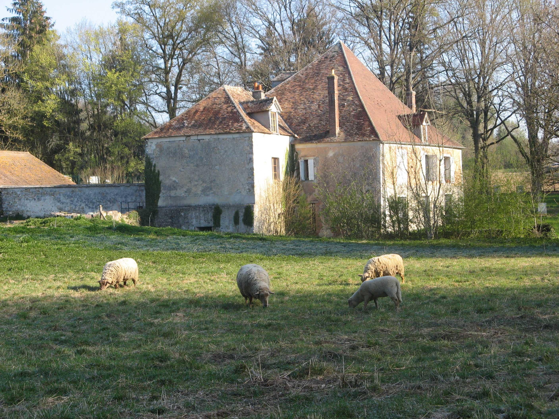 Moulin Neuf à Saint-Arnoult-en-Yvelines
