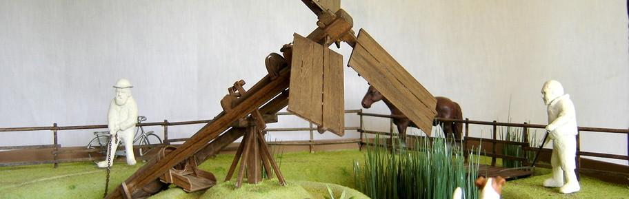 Le Musée la Planète des Moulins