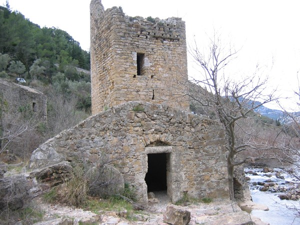 Le moulin de la Tour de Plancameil