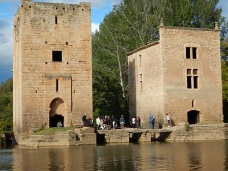 Le moulin de Roquemengarde