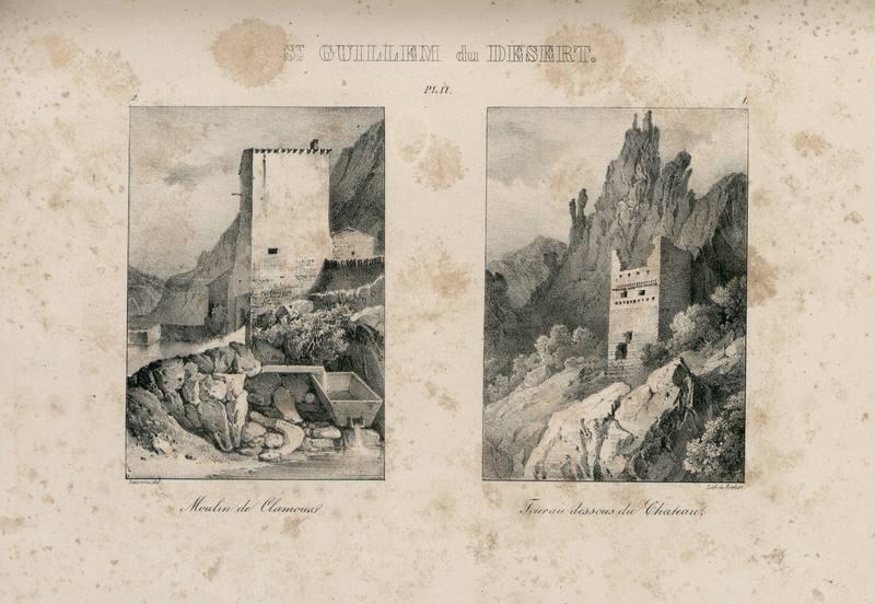Moulin de Clamousse