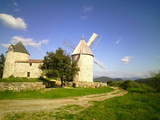 Moulins de Faugères, Les Trois Tours