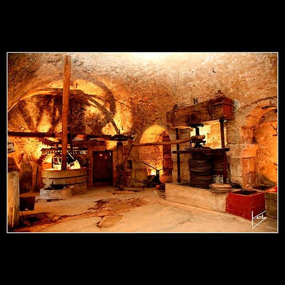 Vieux moulin à huile et Minoterie Lèbre