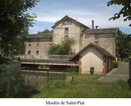 Moulin de Saint-Piat 28130