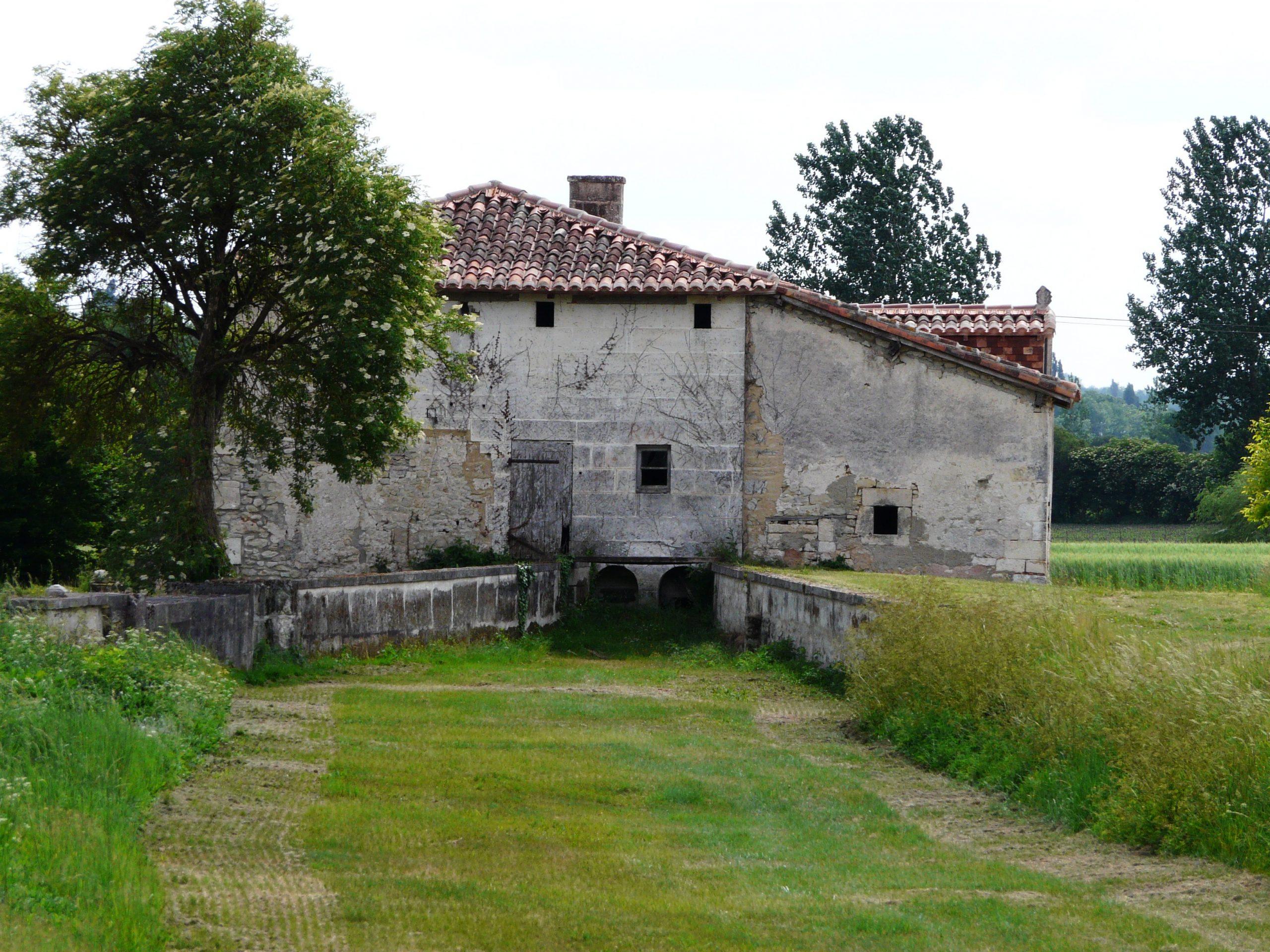 le Moulin de Clauzuroux