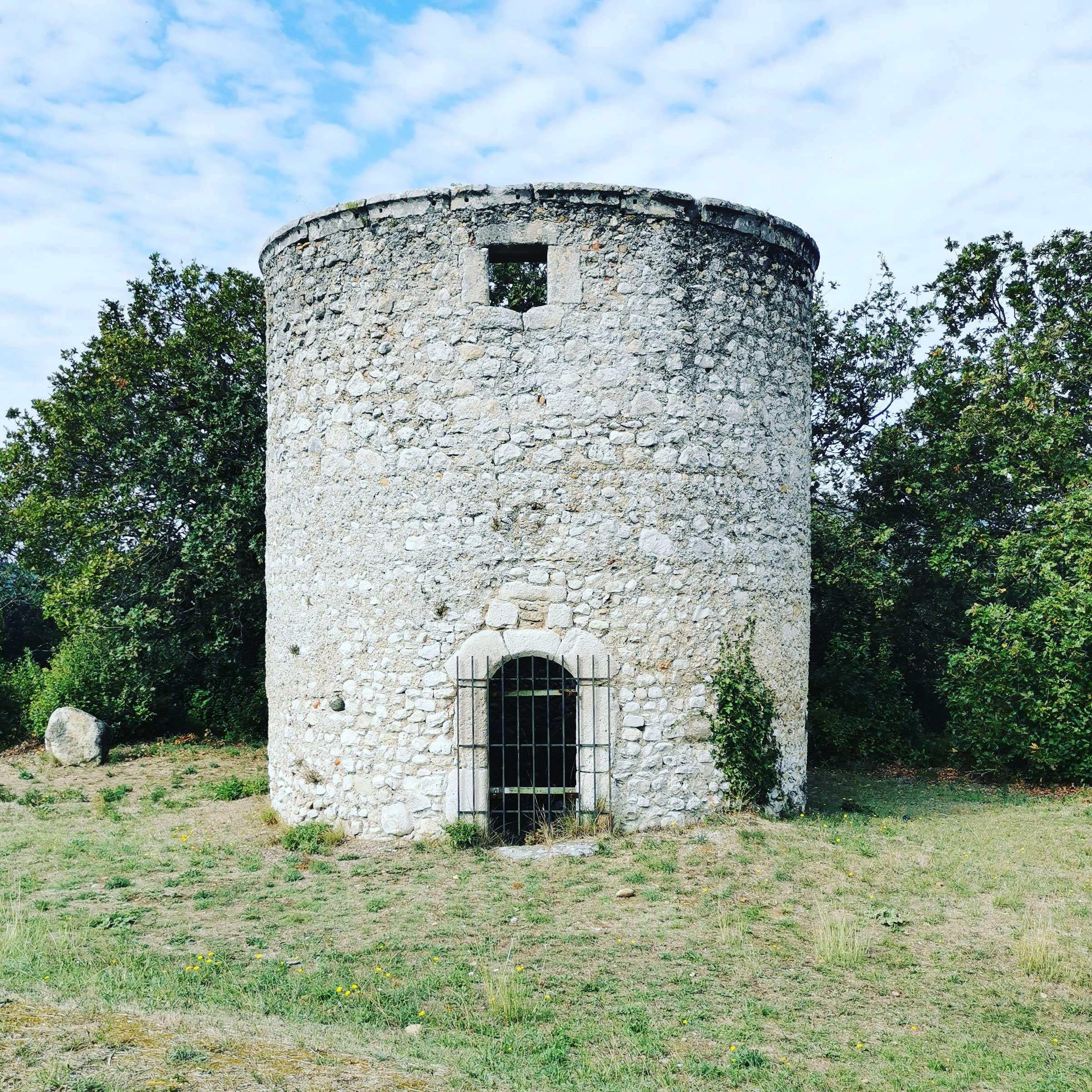 Moulin de Beauvert (à vent)