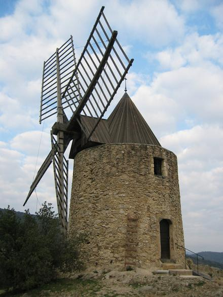 Moulin de Saint-Roch